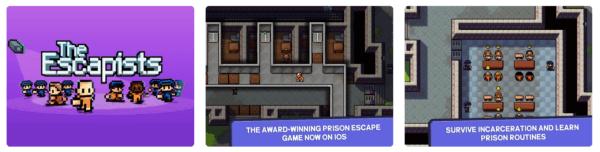The Escapists 600x152 - Zlacnené aplikácie pre iPhone/iPad a Mac #22 týždeň
