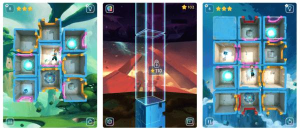 Warp Shift 600x264 - Zlacnené aplikácie pre iPhone/iPad a Mac #24 týždeň