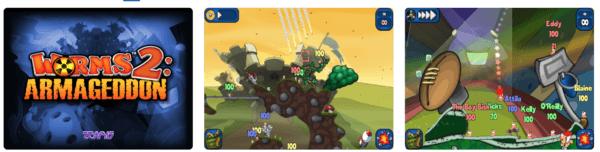 Worms 2 Armageddon 600x152 - Zlacnené aplikácie pre iPhone/iPad a Mac #25 týždeň