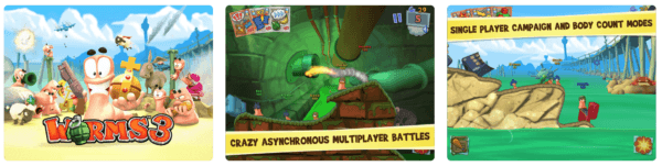 Worms 3 600x151 - Zlacnené aplikácie pre iPhone/iPad a Mac #25 týždeň