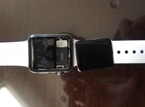 Apple Watch Detached Display