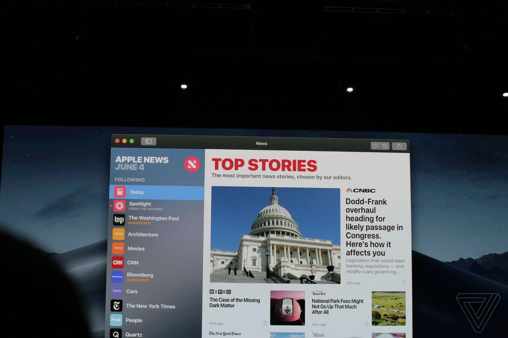 apple WWDC 2018 3626 - macOS Mojave: redizajnovaný App Store, vylepšený Finder, tmavý mód a nové aplikácie