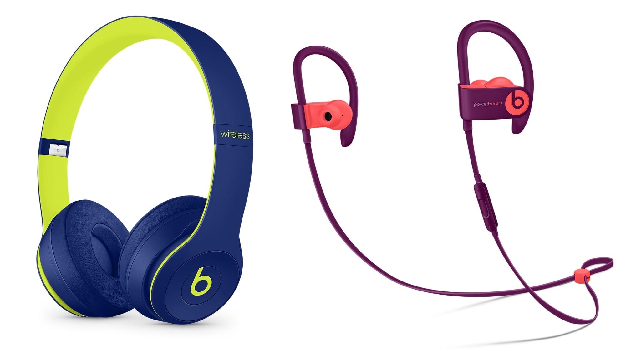 beats pop collection - Apple predstavil nové pastelové obaly a náramky, pestré farby pre Beats