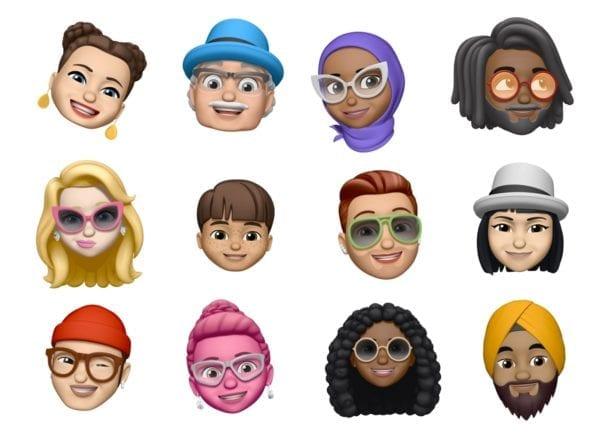 iOS12 Apple Memoji 06042018 600x438 - Apple na svoj YouTube kanál pridal tri nové Memoji reklamy