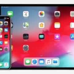 ios 12 iphone ipad devices 240x240 - iOS 12.1 prinesie vyše 70 nových emoji, skupinový FaceTime, eSIM a hĺbku ostrosti v reálnom čase
