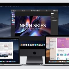 macOS Mojave macbook imac devices 240x240 - Apple vydal macOS Mojave Public Beta 3