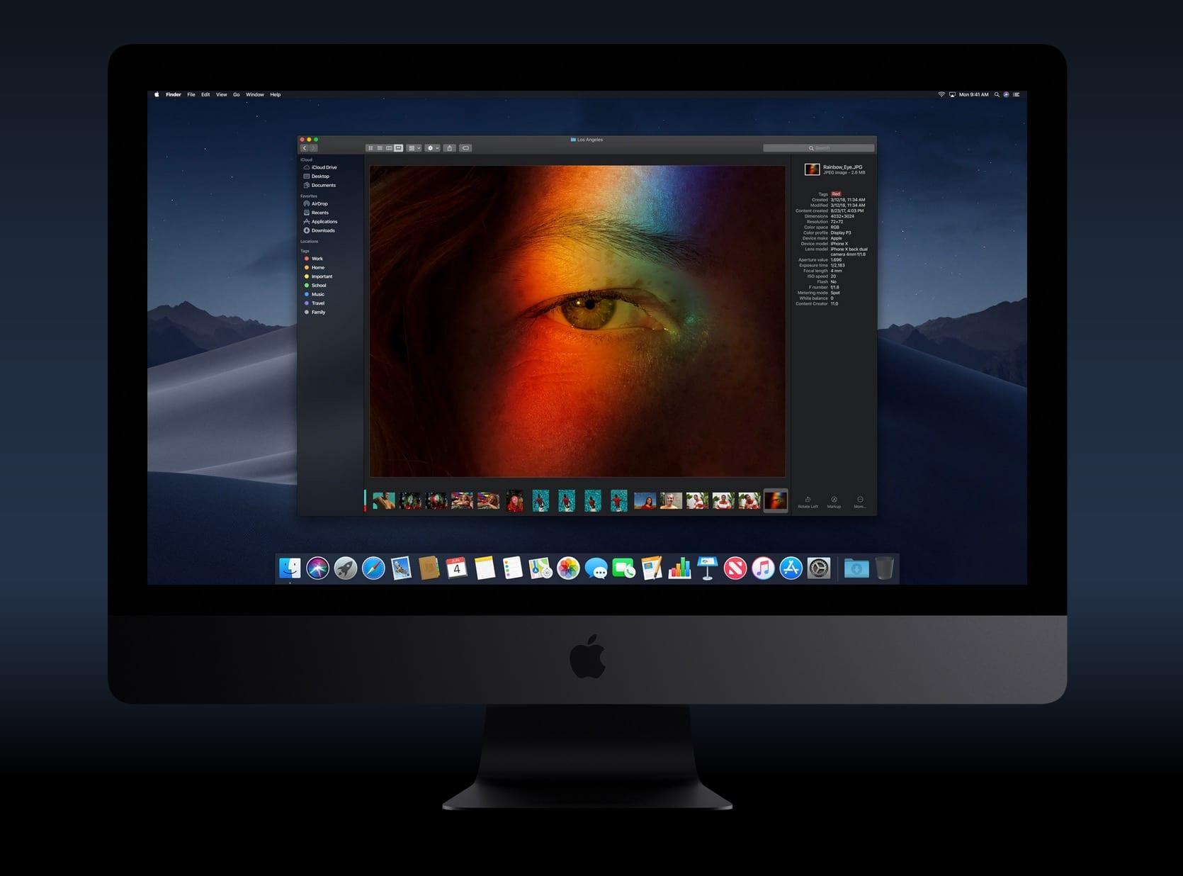 macos mojave promo - Apple uvoľnil beta verziu macOS Mojave 10.14.1 pre developerov