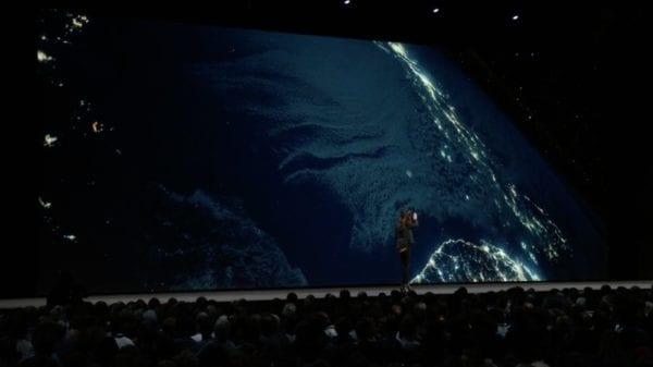 tvOS 12 Earth Screensaver