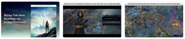 Civilization Beyond Earth 600x129 - Zlacnené aplikácie pre iPhone/iPad a Mac #33 týždeň