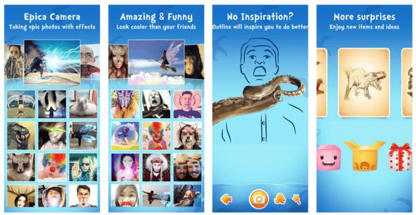 Epica 600x310 - Zlacnené aplikácie pre iPhone/iPad a Mac #31 týždeň