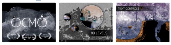 Ocmo 600x160 - Zlacnené aplikácie pre iPhone/iPad a Mac #47 týždeň