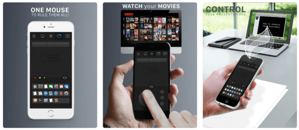 Remote Mouse for Mac 600x261 - Zlacnené aplikácie pre iPhone/iPad a Mac #28 týždeň