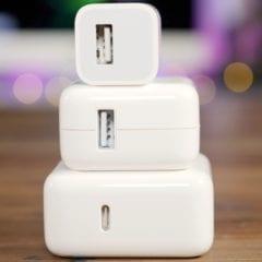 fast chargers iphone 8 29w 12w 5w 240x240 - Nový iPhone bude na rýchlonabíjanie vyžadovať certifikované adaptéry