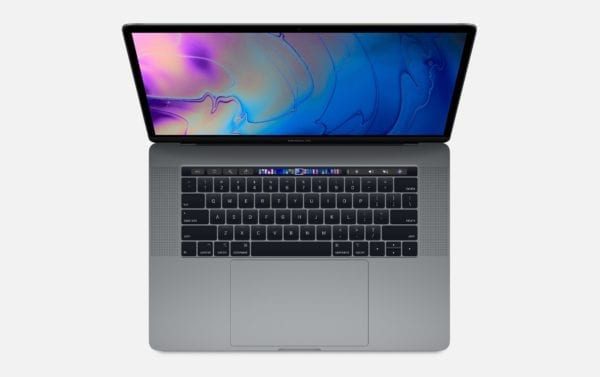 macbook pro 15 2018 600x377 - Apple vydal macOS 10.13.6 Supplemental Update 2 pre MacBook Pro 2018