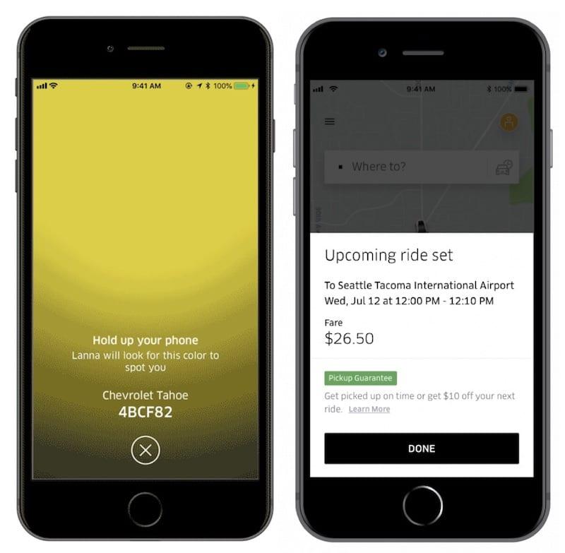 uber update july - Uber prináša nové funkcie, uľahčia vyzdvihnutie vodičom