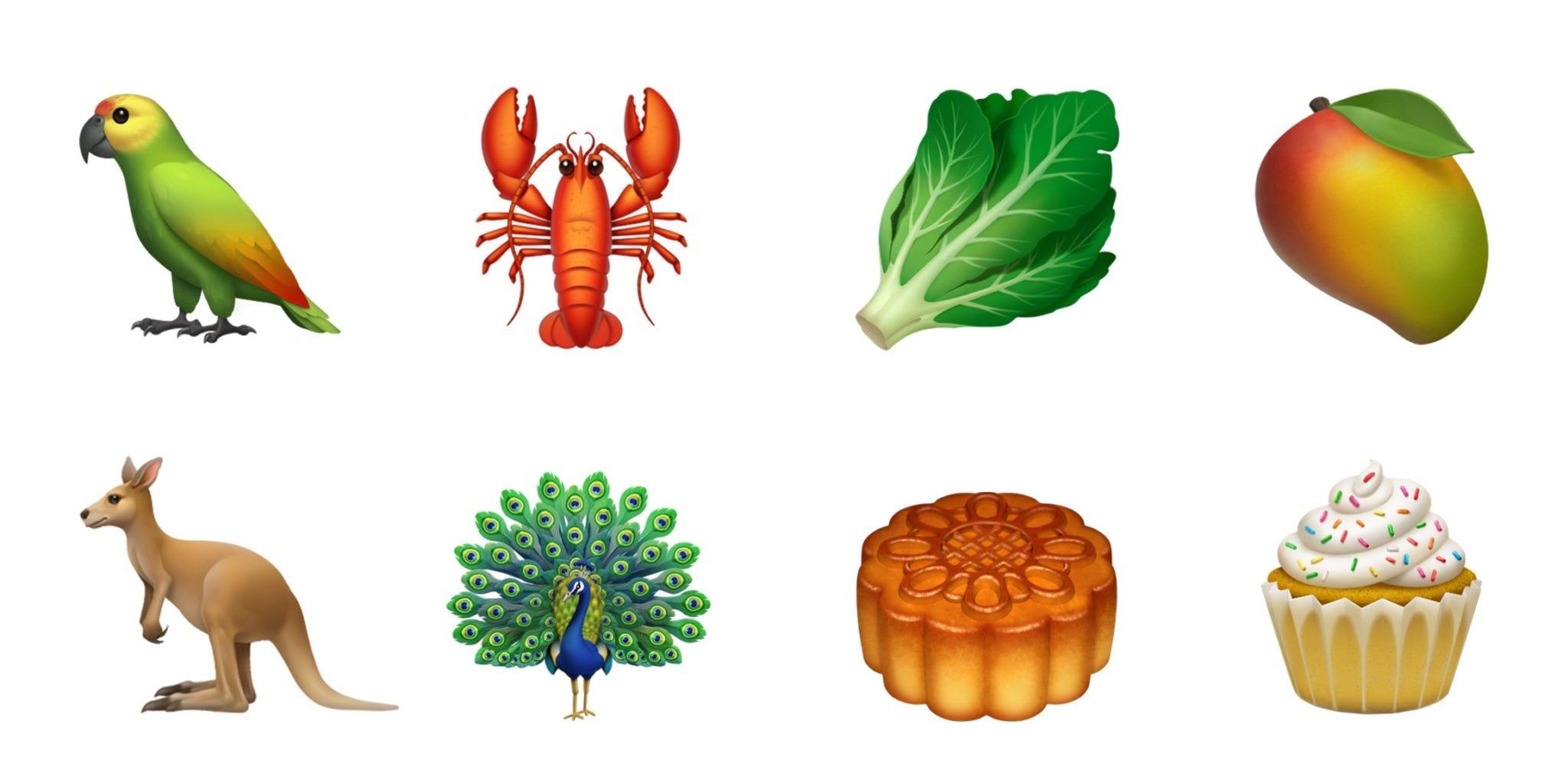 world emoji day ios 12 fruit animals - Dnes je Svetový deň emoji: Apple ukázal 70 nových emotikonov, ktoré prídu s iOS 12