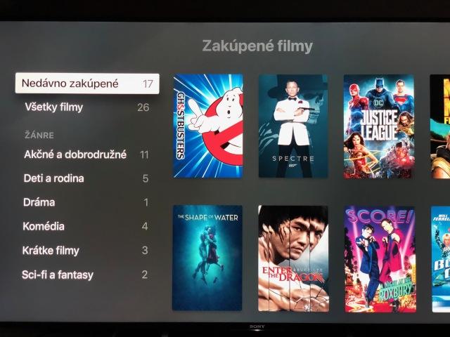 2q37vro - Apple TV ako zmenit obrazovku movies/iTunes
