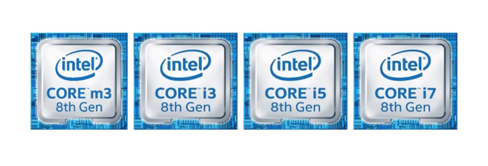 Intel ohlásil nové procesory Whiskey Lake a Amber Lake