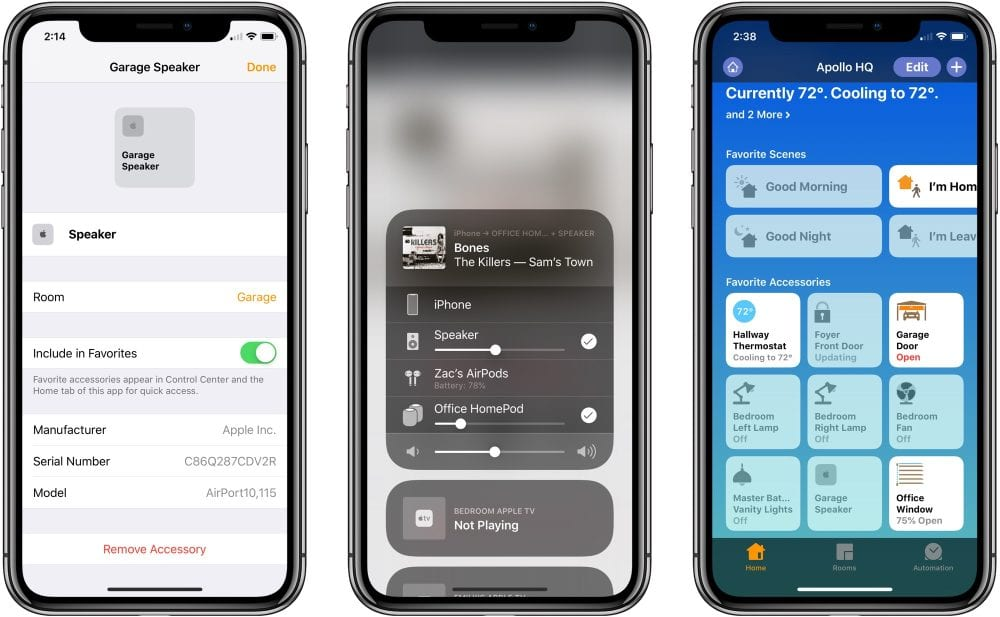 AirPort Express HomeKit 9to5mac - Apple aktualizoval AirPort Express, teraz podporuje AirPlay 2