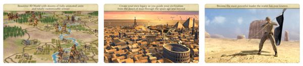 Civilization IV 600x131 - Zlacnené aplikácie pre iPhone/iPad a Mac #31 týždeň