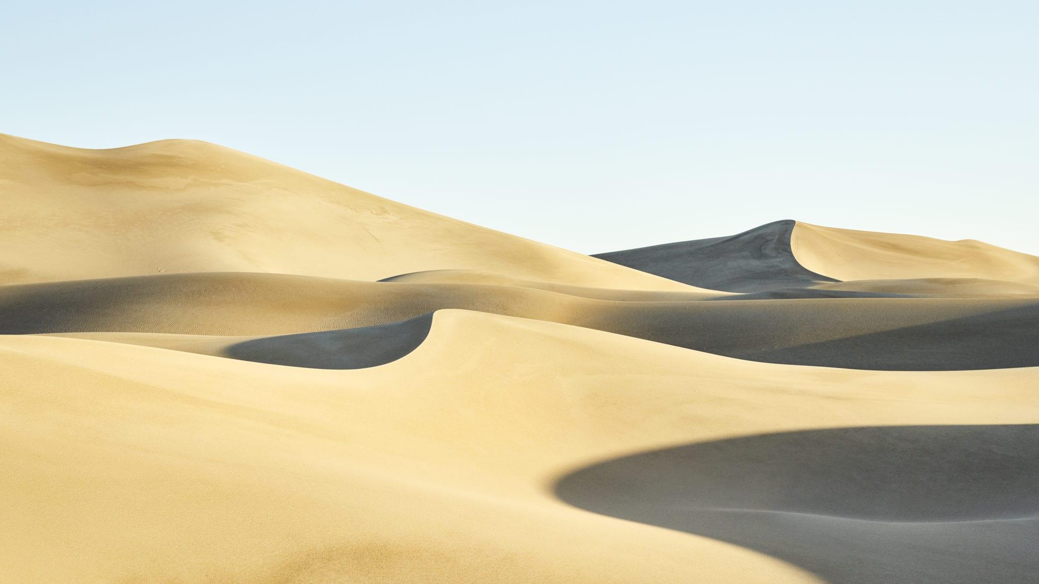 Desert 5 - Stiahnite si vyše 20 nových pozadí z macOS Mojave