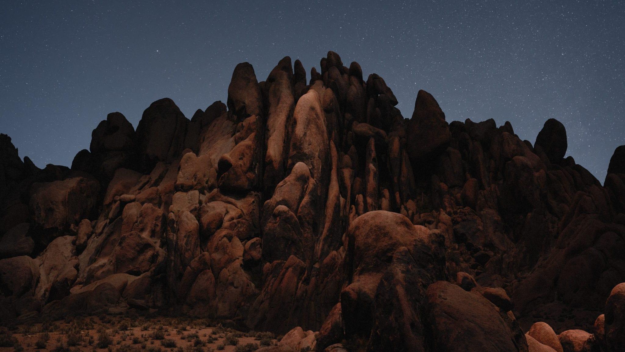 Desert 7 - Stiahnite si vyše 20 nových pozadí z macOS Mojave