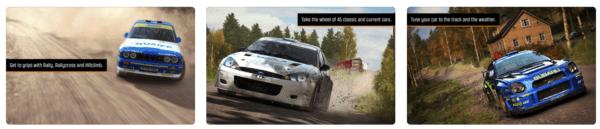 Dirt Rally 600x129 - Zlacnené aplikácie pre iPhone/iPad a Mac #33 týždeň