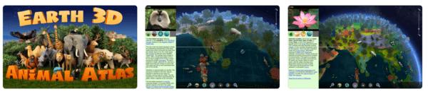 Earth 3D 600x133 - Zlacnené aplikácie pre iPhone/iPad a Mac #34 týždeň
