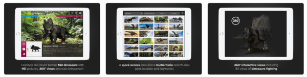 Fantastic Dinosaurs 2 600x151 - Zlacnené aplikácie pre iPhone/iPad a Mac #34 týždeň
