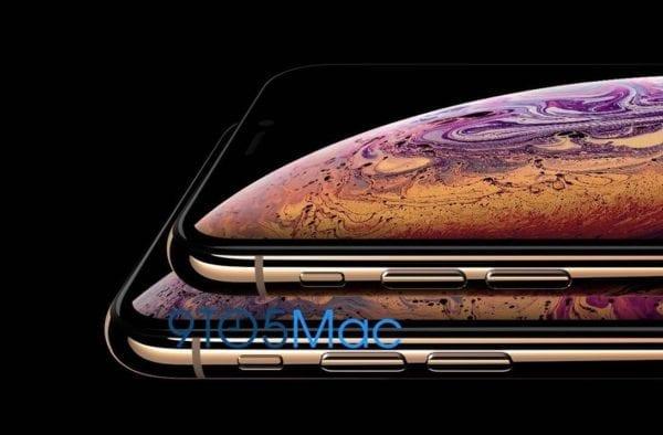 IPHONE XS thumb 600x394 - Toto je iPhone XS: Apple leakol obrázok nového telefónu a Apple Watch