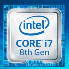 Intel Core i7 Whiskey Lake