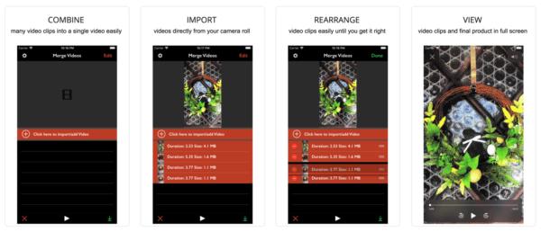 Merge Videos Compilation 600x258 - Zlacnené aplikácie pre iPhone/iPad a Mac #33 týždeň
