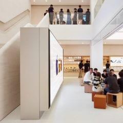 NSO Kyoto Today at Apple 08222018 240x240 - Galéria: Pozrite si najnovší Apple Store v centre Kjóta