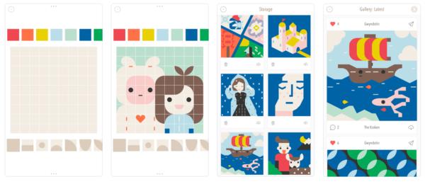 New Pixels 600x260 - Zlacnené aplikácie pre iPhone/iPad a Mac #33 týždeň
