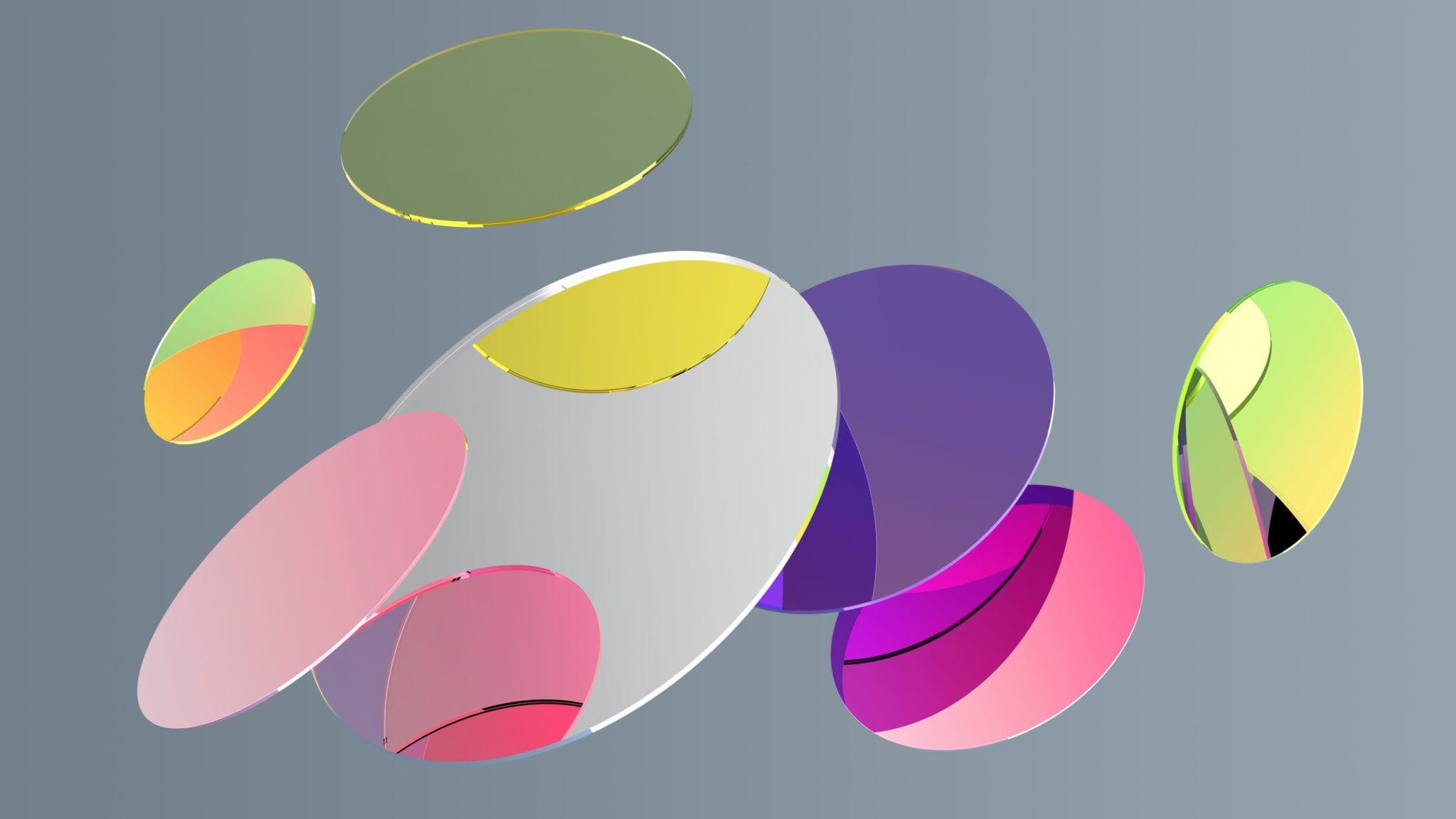 Reflection 1 - Stiahnite si vyše 20 nových pozadí z macOS Mojave