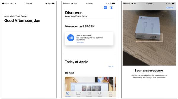 Screen Shot 2018 08 06 at 5.58.12 PM 600x334 - Jak funguje funkce Self Checkout v kamenných prodejnách Apple?
