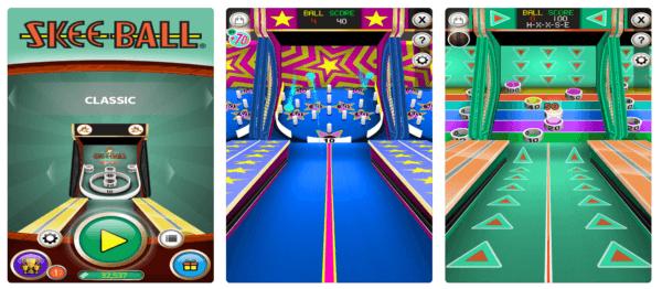 Skee Ball Plus 600x262 - Zlacnené aplikácie pre iPhone/iPad a Mac #33 týždeň