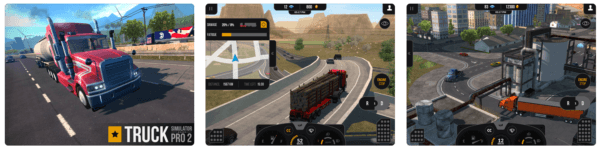 Truck Simulator PRO 2 600x150 - Zlacnené aplikácie pre iPhone/iPad a Mac #41 týždeň