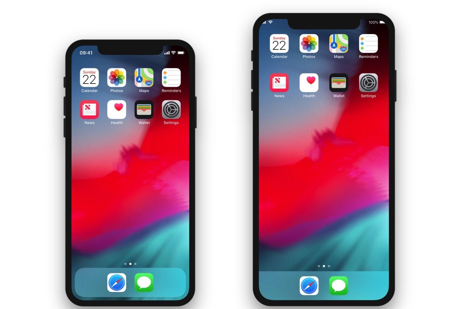 XS Plus Home iPhone - Čo chystá Apple na september – lacný MacBook, väčší iPhone a ďalšie novinky