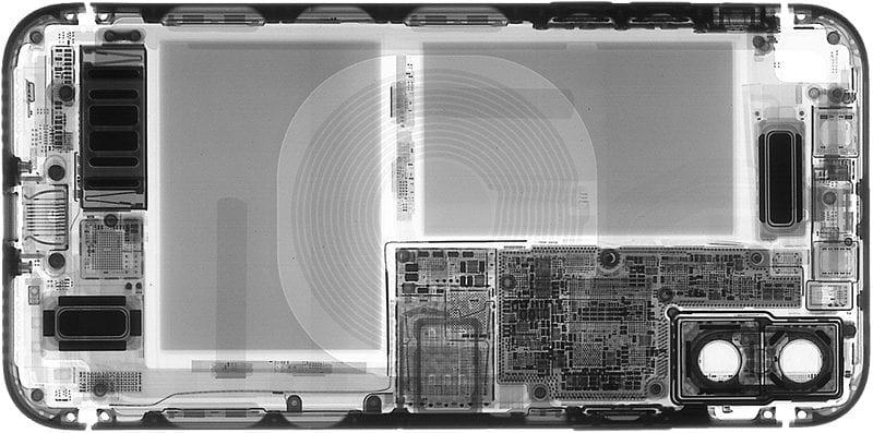 iphone x wireless coil 800x397 - Nové iPhony dostanú vďaka lepšej cievke rýchlejšie bezdrôtové nabíjanie
