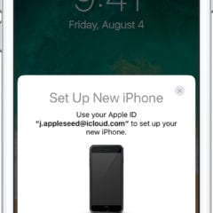 iphone7 ios11 home setup new iphone quick start 240x240 - Ako si presniesť dáta zo starého zariadenia do nového iPhonu/iPadu/iPodu touch