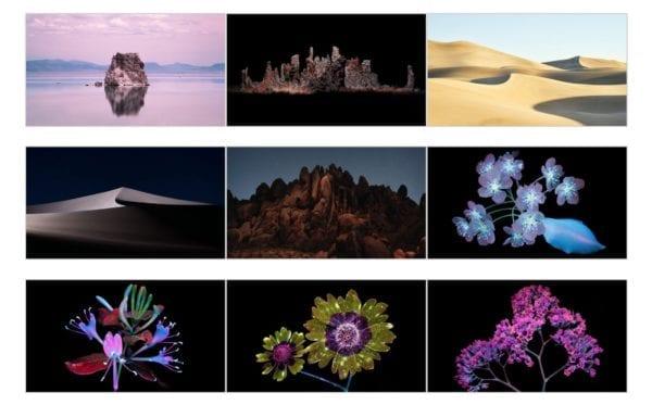 macOS mojave wallpapers 600x373 - Stiahnite si vyše 20 nových pozadí z macOS Mojave