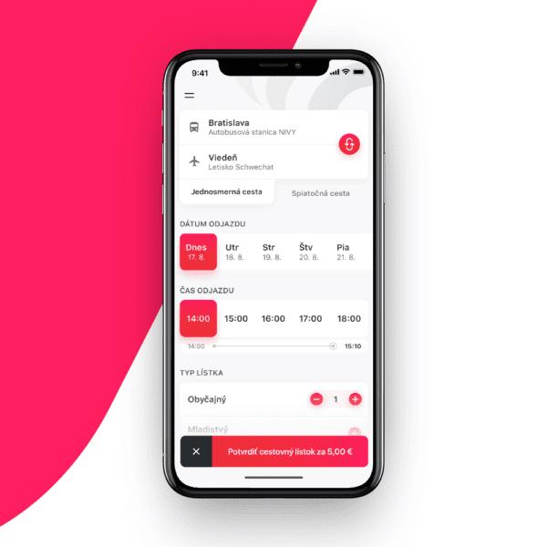 2OL 600x600 - Slovak Lines predstavil iOS apku na nákup cestovných lístkov