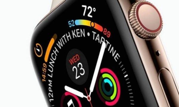 Apple Watch Series 4 Release Date Specs Features and Colors 800x480 600x360 - Apple omylem zveřejnil, že nové Apple Watch přijdou ve velikostech 40 a 44 mm