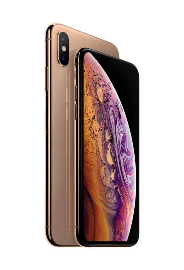 Apple iPhone Xs combo gold 09122018 white bkg 600x882 - Prvé recenzie iPhone XS a iPhone XS Max sú vonku: Kamera fotí lepšie, ale nie je to dôvod na kúpu