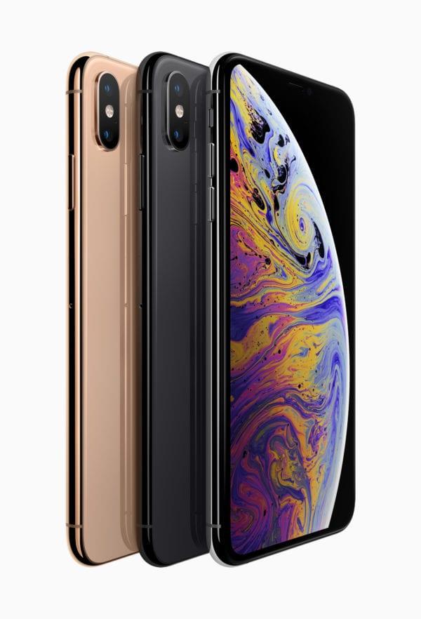Apple iPhone Xs line up 09122018 600x882 - iPhone XS a XS Max sa dostanú do predaja o týždeň, obchody už spustili predobjednávky