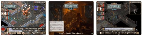Avernum Escape From the Pit HD 600x148 - Zlacnené aplikácie pre iPhone/iPad a Mac #36 týždeň
