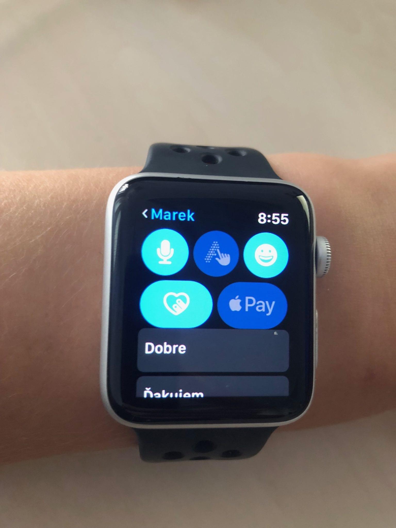 IMG 4947 - Dočkáme sa Apple Pay? watchOS 5 môže niečo naznačovať