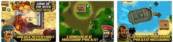 Kick Ass Commandos 600x146 - Zlacnené aplikácie pre iPhone/iPad a Mac #39 týždeň