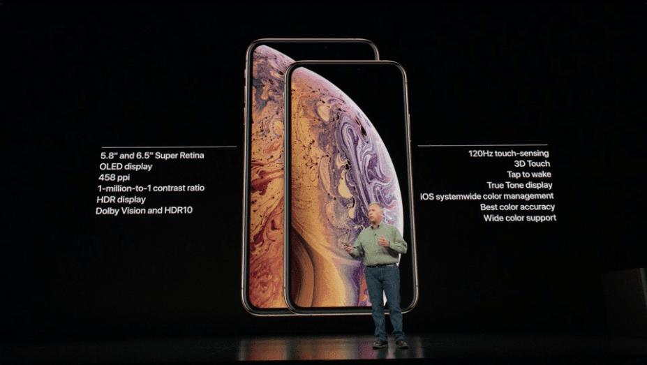 Snímek obrazovky 2018 09 12 v 19.43.25 - Apple predstavil iPhone XS a obrovský iPhone XS Max